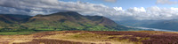 Bassenthwaite and the Skiddaw Massif