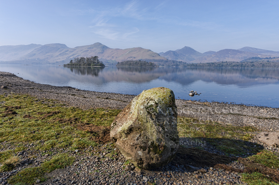 Hazy Derwentwater Morning