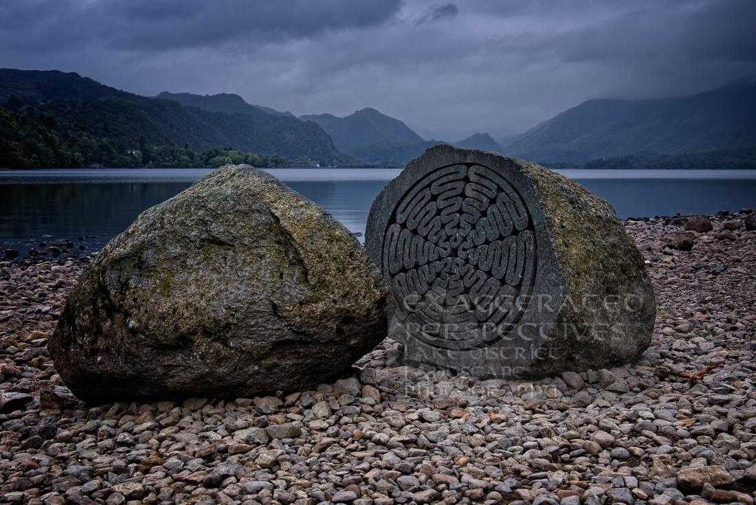 Millenium Stones Derwentwater