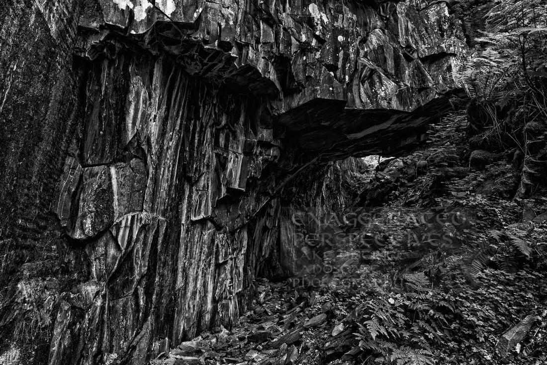 Long Dark Tunnel Rydal